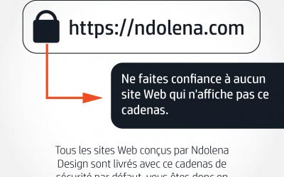 Votre site web est-il sécurisé?