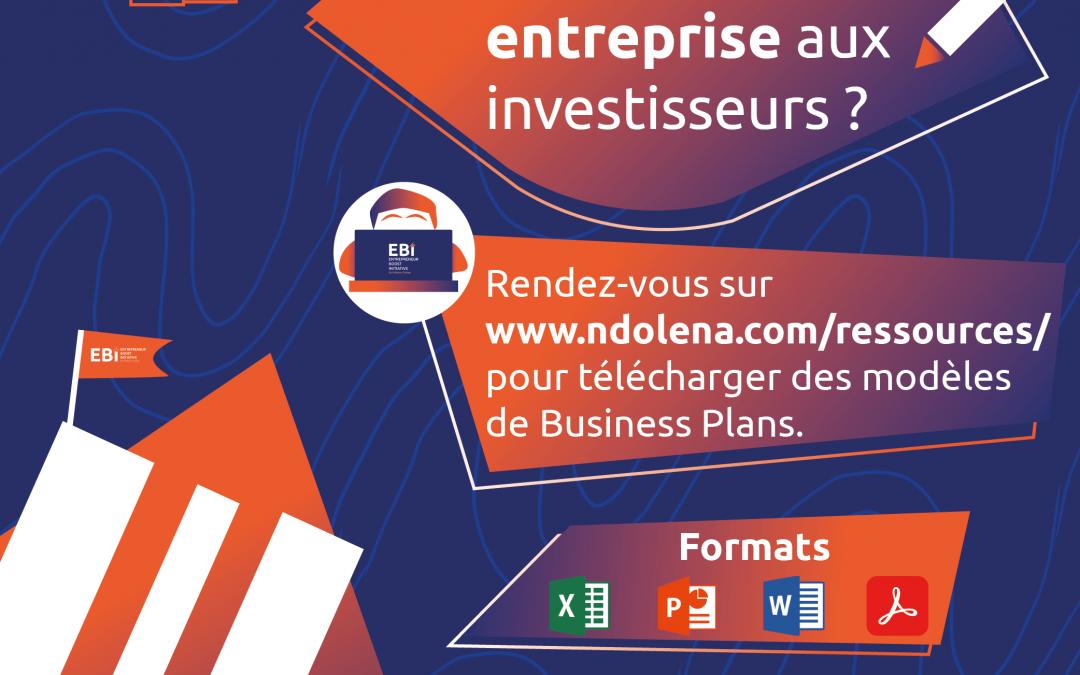 Ebi – Présenter votre idée d'entreprise aux investisseurs ?